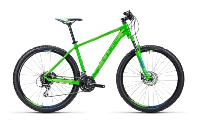 Mountainbike-Angebot Cube Aim SL 29 green�n�blue 2015