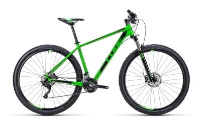 Mountainbike-Angebot CubeAttention SL 29 green