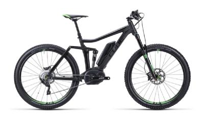 E-Bike-Angebot CubeStereo Hybrid 140 HPA RaceNyon