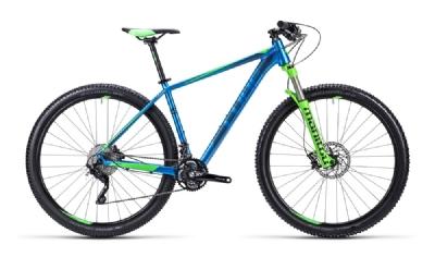 Mountainbike-Angebot CubeLTD Race 27,5 blue n green