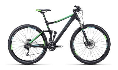 Mountainbike-Angebot Cube Sting WLS 120 Race 29 16