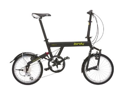 Faltrad-Angebot Riese und MüllerBirdy World Sport