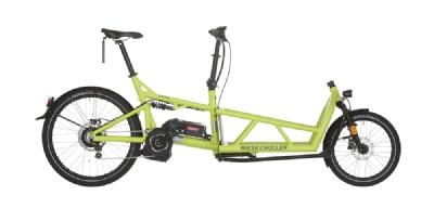 E-Bike-Angebot Riese und M�llerLoad Nuvinci
