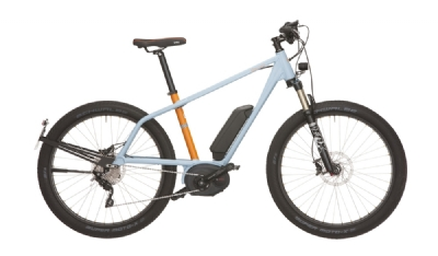 E-Bike-Angebot blue labelCharger GT45 HS gulf