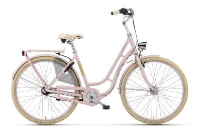 Citybike-Angebot BatavusBrooklyn Damen Pink