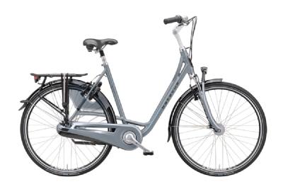 Citybike-Angebot BatavusFuego 8 Damen Milky Grey