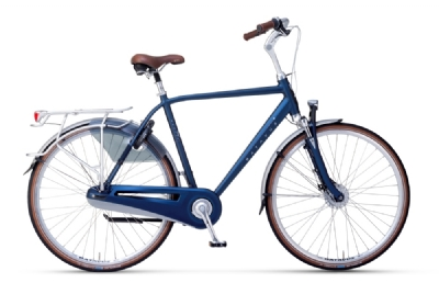 Citybike-Angebot BatavusMonaco Regatta-Blue matt 61cm