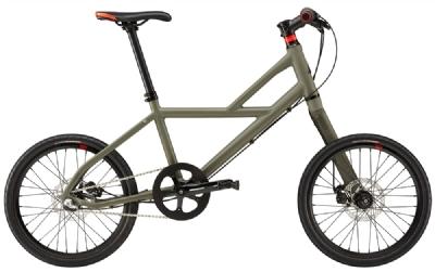Urban-Bike-Angebot CannondaleHooligan 1 Urbanbike 20