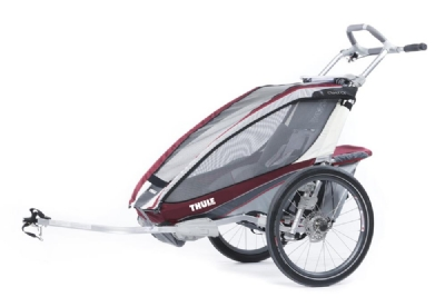 Anh�nger-Angebot Thule ChariotCX 1 incl. Fahrradset