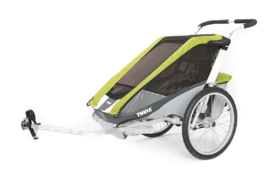 Anh�nger-Angebot Thule ChariotCougar Zweisitzer