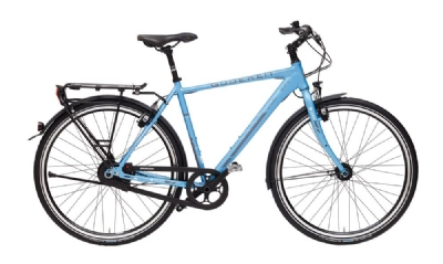 Trekkingbike-Angebot GudereitSX - R 14-Gang Roloff Herren Rh. 53 matt-schwarz