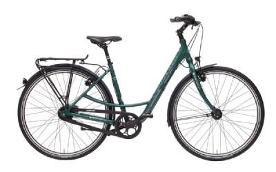 Trekkingbike-Angebot GudereitSC-C NewWave RH45 mattgrün