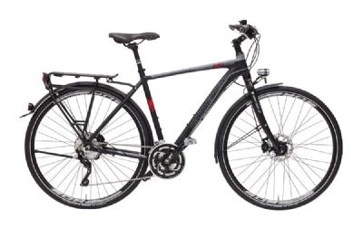 Trekkingbike-Angebot GudereitSX45 Herren RH53 mattschwarz