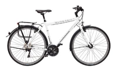 Trekkingbike-Angebot GudereitSX-75 Herren Rh. 48 matt-schwarz