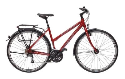 Trekkingbike-Angebot GudereitSX30 Trapez RH48 mattschwarz