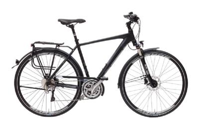 Trekkingbike-Angebot GudereitLC75 EVO Hydroform Herren RH57 mattschwarz