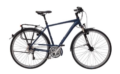 Trekkingbike-Angebot GudereitLC-75 Trapez evo Rh. 53 matt-schwarz