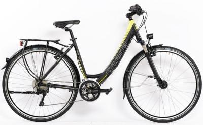 Trekkingbike-Angebot AtlantaTrekking Street XT Light Wave