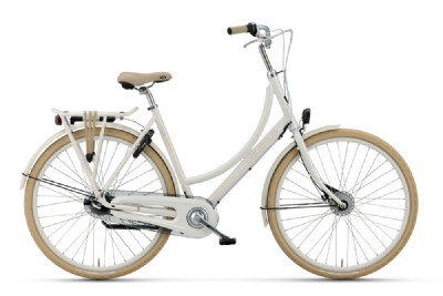 Citybike-Angebot BatavusDiva Damen Warm Grey