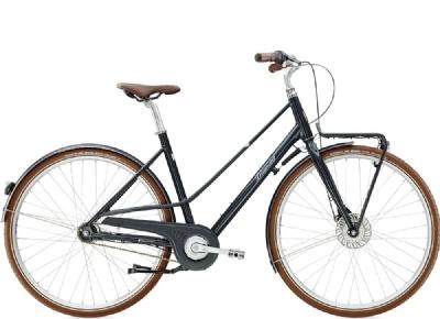 Trekkingbike-Angebot DiamantSona 2016 - Saphirschwarz