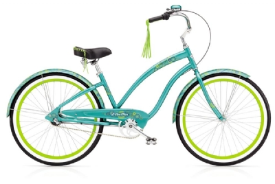 Cruiser-Bike-Angebot Electra Bicycle Dreamtime 3i