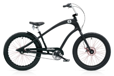 Cruiser-Bike-Angebot Electra Bicycle- Straight 8 8i