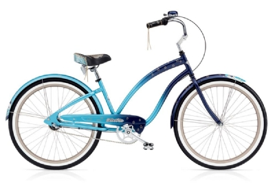 Cruiser-Bike-Angebot Electra BicycleNightowl 3i