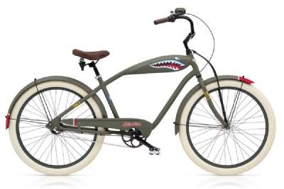 Cruiser-Bike-Angebot Electra Bicycle- Tiger Shark 3i
