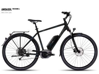 E-Bike-Angebot GhostAndasol Trekking 4 Herren  400Wh