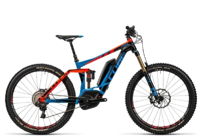 E-Bike-Angebot Cube Stereo Hybrid 160 HPA Action Team 500 27,5