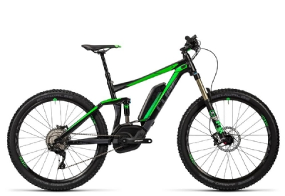 E-Bike-Angebot CubeStereo Hybrid 140 HPA Race 500 27.5
