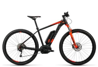 E-Bike-Angebot CubeCube reaction HPA PRO 500 black flashred 23