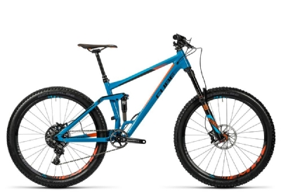 Mountainbike-Angebot CubeStereo 160 HPA TM 27,5