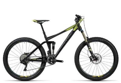 Mountainbike-Angebot CubeStereo 140 HPA Race 27.5