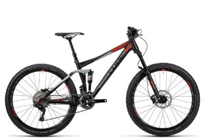 Mountainbike-Angebot CubeStereo 140 HPA Pro 27.5 black