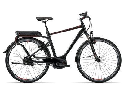 E-Bike-Angebot Cube Delhi Hybrid SL 400 glossy�n�flashred