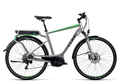 E-Bike-Angebot Cube Hybrid Touring Pro 400