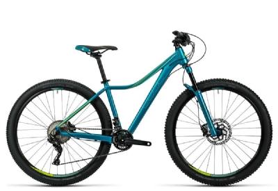 Mountainbike-Angebot CubeAccess WLS SL bermudablue´n´kiwi 16