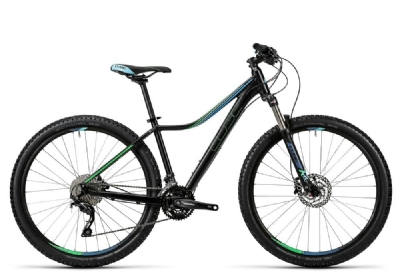 Mountainbike-Angebot CubeAccess WLS Race black´n´green