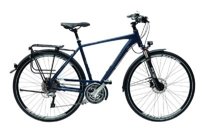 Trekkingbike-Angebot GudereitLC 75 evo Herren Rh. 48 matt-schwarz