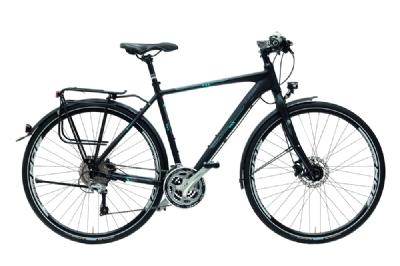 Trekkingbike-Angebot GudereitSX-80 Evo Trapez Rh. 48 matt-schwarz