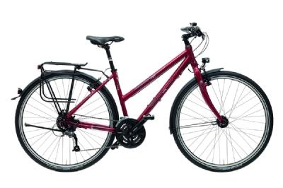 Trekkingbike-Angebot GudereitSX-30 Trapez Rh. 45 cm matt-schwarz