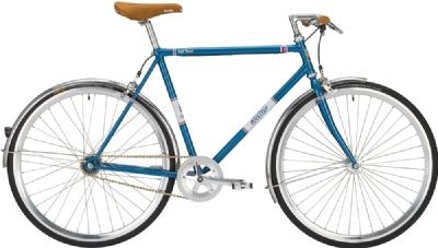 Urban-Bike-Angebot FalterCafe Racer schwarz