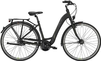 Citybike-Angebot FalterU 5.0 16 Wave 45 Nexus 8 mattschwarz