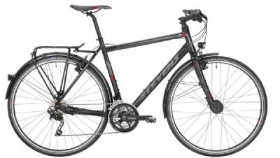 Trekkingbike-Angebot StevensCross 6X Lite Tour 16 Deore He 55 velvet black