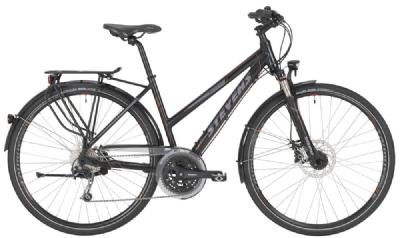 Trekkingbike-Angebot StevensSavoie Disc 16 Alivio/Deore Da 50 velvet black