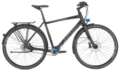 Trekkingbike-Angebot StevensP-18 Lite 16 Pinion 18 anodized black