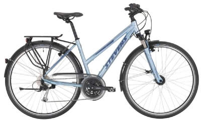 Trekkingbike-Angebot StevensGalant SX 16 Alivio Da 54 ice blue