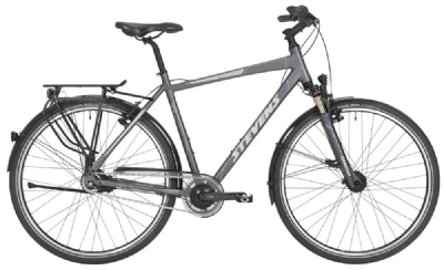 Citybike-Angebot StevensBoulevard SX 16 Premium 8 He 55 velvet steel grey