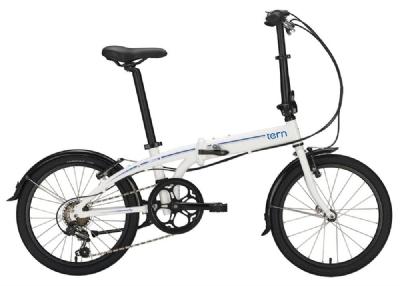 Faltrad-Angebot Tern2016 Link B7 White Cobalt